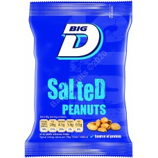 Big D Salted Peanuts