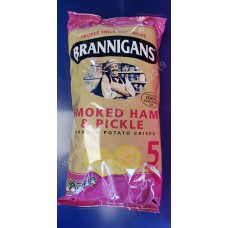 Brannigans Smoked ham and Pickle