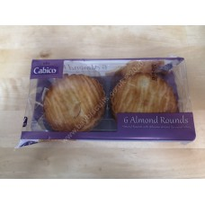 Cabico 6pk Almond Rounds