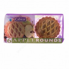 Cabico 6pk Apple Rounds