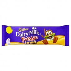 Cadbury 5pk Caramel Freddo