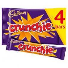 Cadbury 4pk Crunchie