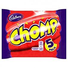 Cadbury 5pk Dairy Milk Chomp