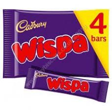 Cadbury 4pk Wispa