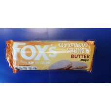 Foxs Butter Crinkle 200g