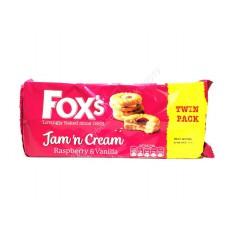 Foxs Twin Jam' n Creams