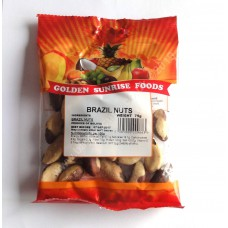 Golden Sunrise Brazil Nuts