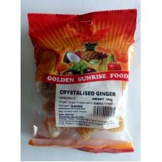 Golden Sunrise Crystalised Ginger