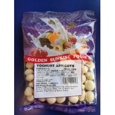 Golden Sunrise Yoghurt Coated Apricots