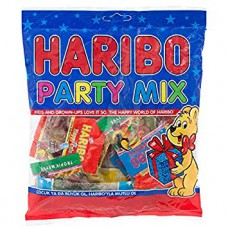 Haribo Party Mix Gummy Treats