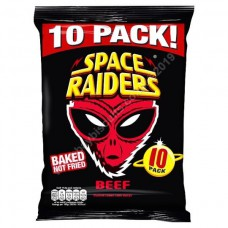 Kp 10pk Beef Space Raiders