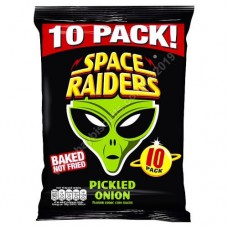 Kp 10pk Pickled Onion Space Raiders