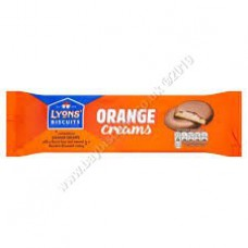 Lyons Choc Orange Creams