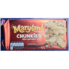 Maryland Big & Chunky Milk & Dark Choc Chunk Cookies