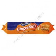 McVities Ginger Nuts PM £1.29