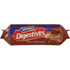 McVities Milk Choc Digestives