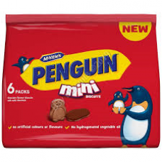 McVities Mini Penguins 6pk