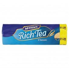 McVities Rich Tea PM £1.29