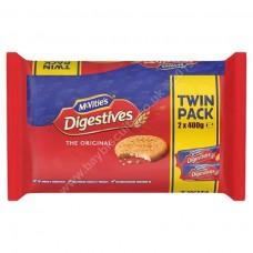 McVities Twin Pk Digestives