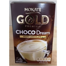 Mokate Gold Premium White Chocolate Dream