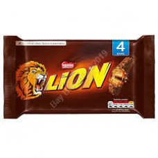 Nestle 4pk Lion Bars