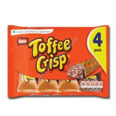 Nestle 4pk Toffee Crisp