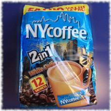 NY 2 in 1 Coffee Sachets