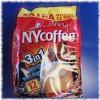 NY 3 in 1 Coffee Sachets