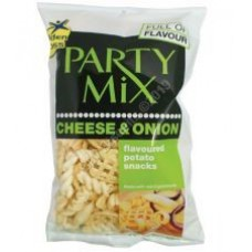 Golden Cross Cheese & Onion Party Mix