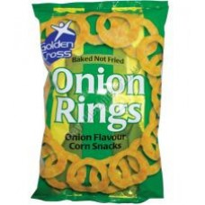 Golden Cross Onion Rings