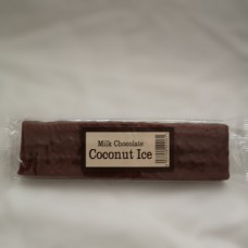 Milk Chocolate Coconut Ice