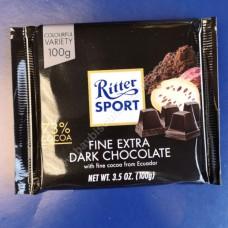 Ritter 73% Fine Dark Chocolate