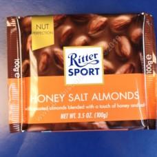 Ritter Honey Salted Almonds