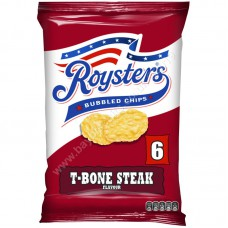 Roysters 6pk T-Bone Steak