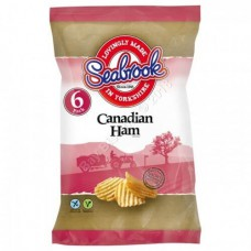 Seabrook Canadian Ham - 6 Pack