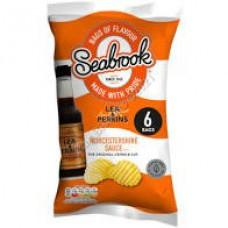 Seabrook Lea & Perrins Worcestershire Sauce