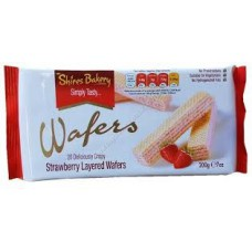 Shires 20 Strawberry Wafer