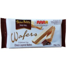 Shires 20 Choco Wafers