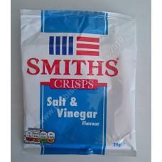 Smiths Salt & Vinegar (6pk)