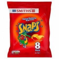 Smiths Snaps Spicy Tomato (8pk)