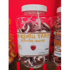 Bakewell Tart Flavour Lolly