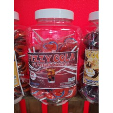 Fizzy Cola Flavour Lolly