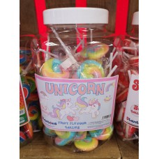 Unicorn Flavour Lolly