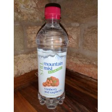 Still Cranberry & Raspberry Flavoured Spring Water