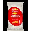 Walkers Crinkles Multi Pack Crisps – 6 pack