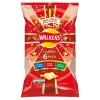 Walkers Multi Pack Crisps – 6 pack