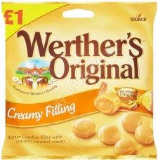 Werthers Creamy Filled