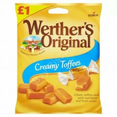 Werthers Creamy Toffee's